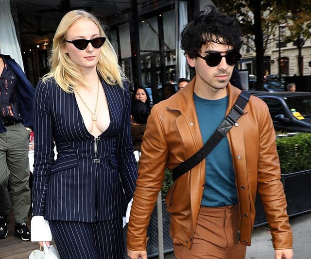 Sophie Turner and Joe Jonas just got couples tattoos, and they have made us deeply concerned