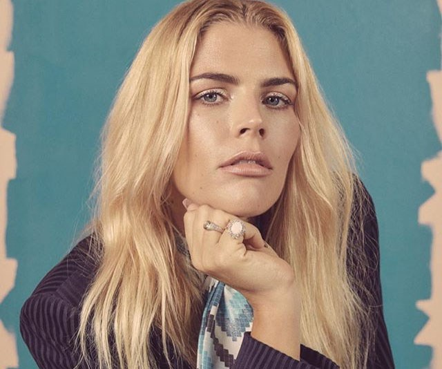 Busy Philipps just accused James Franco of assault