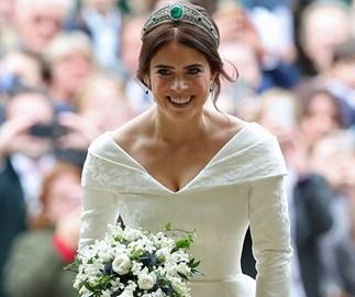 Have a gawk at Princess Eugenie's wedding dress at her royal wedding to Jack Brooksbank