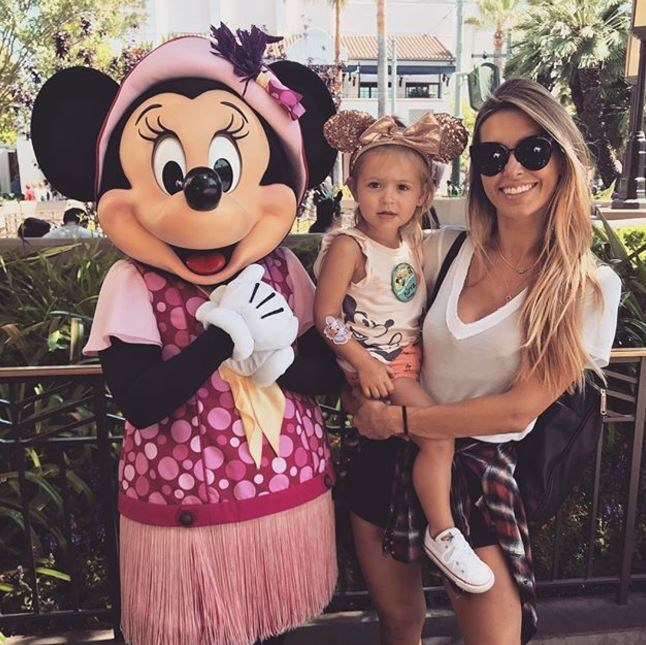 **There will be children.**  More than a few of the cast have had babies in the time between the original and the reboot. We'll likely see a bit of Audrina's two-year-old daughter Kirra (pictured), Spencer and Heidi's son Gunner and Jason Wahler's daughter with his wife Ashley, Delilah.