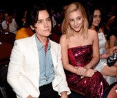 Lili Reinhart just posted a shirtless pic of Cole Sprouse and hot diggity damn