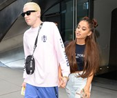 BREAKING NEWS: Ariana Grande and Pete Davidson have broken off their engagement