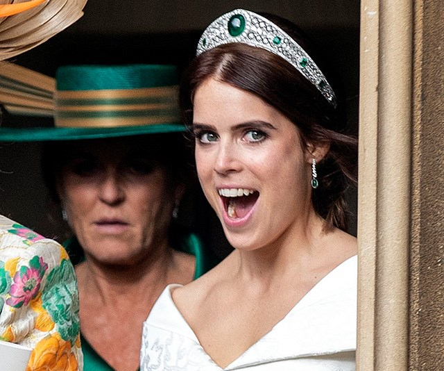 Princess Eugenie's fam have started selling their royal wedding gift bags on eBay for a LOT of money