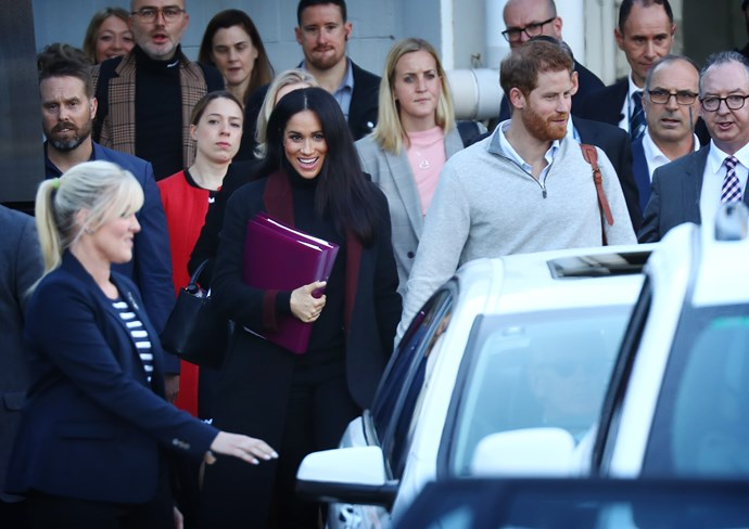 BREAKING: Meghan Markle is pregnant and the internet is not OK