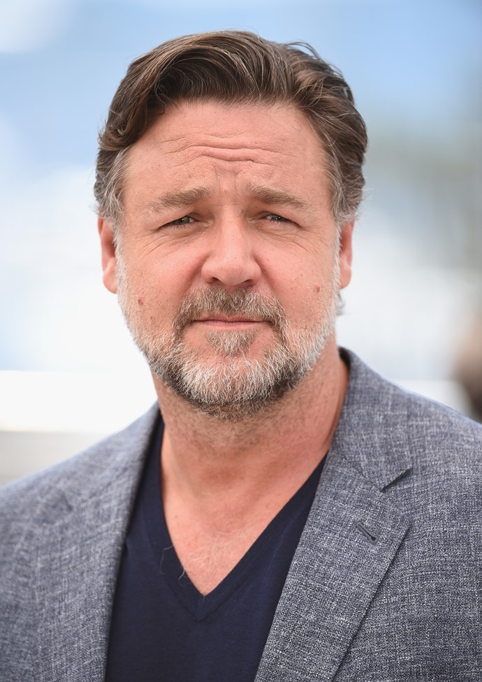 """**[Russell Crowe](https://www.cosmopolitan.com.au/celebrity/azealia-banks-russell-crowe-hotel-18540 target=""""_blank"""") as Marshall Eamons:** The *Gladiator* bigwig plays Jared's conservative father, who's a Baptist pastor."""