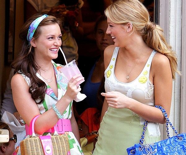 serena blair gossip girl