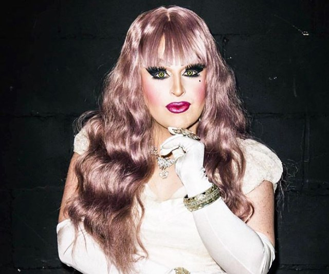 Drag queen Hannah Conda takes us inside her incredible beauty routine