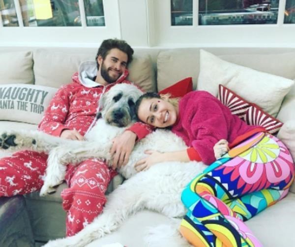 Liam Hemsworth shares emotional post about house destroyed by California wildfires