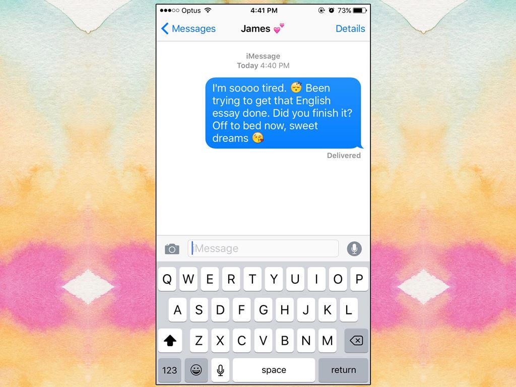 flirty text messages to send a teen crush  in the same way a morning text shows him you r on his mind first
