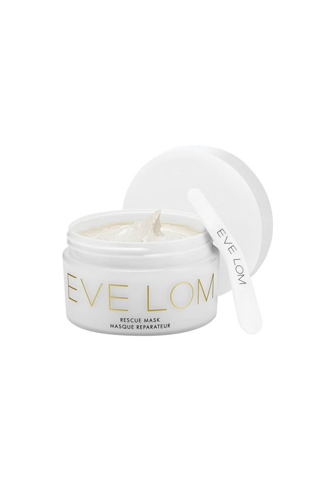 Treat her to on-demand 'treat yourself' moments with this Eve Lom mask.  *Eve Lom Rescue Mask, 100ml for $100 at [Mecca](http://www.mecca.com.au/eve-lom/rescue-mask/V-007968.html?cgpath=brands-evelom#srule=top-rated&sz=12&start=1)*