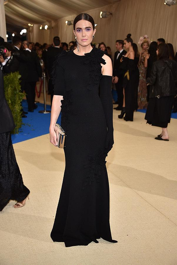 Mandy Moore in Michael Kors.