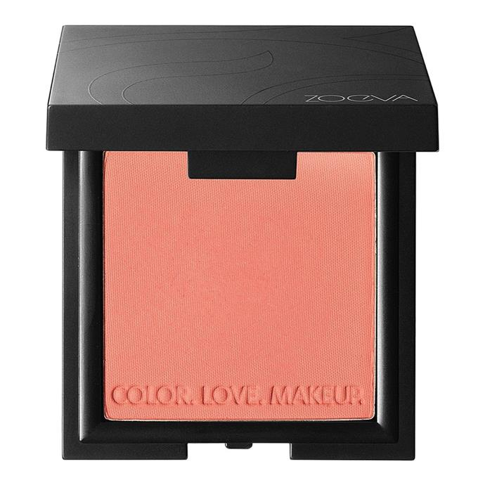 This pressed powder blush is packed with pigment creating the kind of colour pay-off dreams are made of. Luxe Color Blush in He Loves Me, $17, Zoeva at [Sephora](https://www.sephora.com.au/products/zoeva-luxe-color-blush/v/he-loves-me)