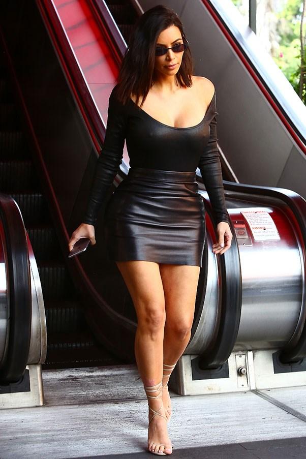 Kim Kardashian  Image: Splash