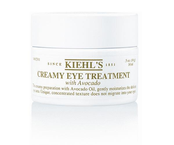"""I like to show my eye area a little love—This eye treatment is one of my favourites"" <P> Creamy Eye Treatment with Avocado, $44, at [Kiehl's](http://www.kiehls.com.au/creamy-eye-treatment-with-avocado/3700194714413.html