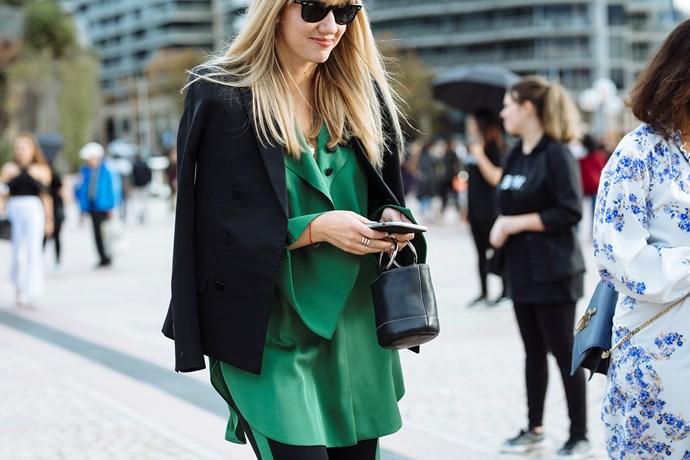 Lisa Aiken  Image: [Stylesnooperdan](http://www.stylesnooperdan.com/)