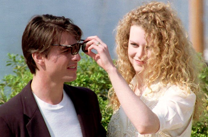**TOM CRUISE AND NICOLE KIDMAN, 1992**  REMEMBER WHEN?