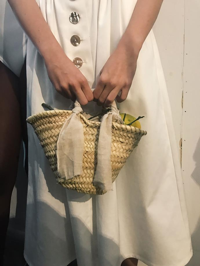 **1pm:** The basket bags and shell jewellery at [Albus Lumen](https://www.albuslumen.com/) are what Amalfi Coast dreams are made of.