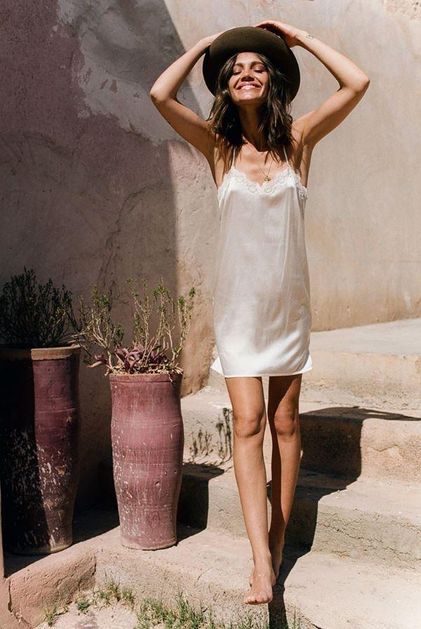 Maple Slip Dress, $189 at Spell Bridal.