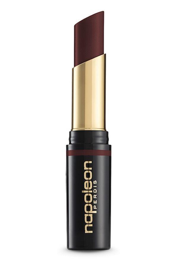 "Napoleon Perdis Mattetastic Lipstick in Marlene, $38, at [Myer](https://www.myer.com.au/shop/mystore/1226503?gclid=CjwKEAjw6e_IBRDvorfv2Ku79jMSJAAuiv9Y3776UrrbH12cHETUQV9GMQZRKDh48KKCkFaMzpGQOBoC1E3w_wcB target=""_blank"")"