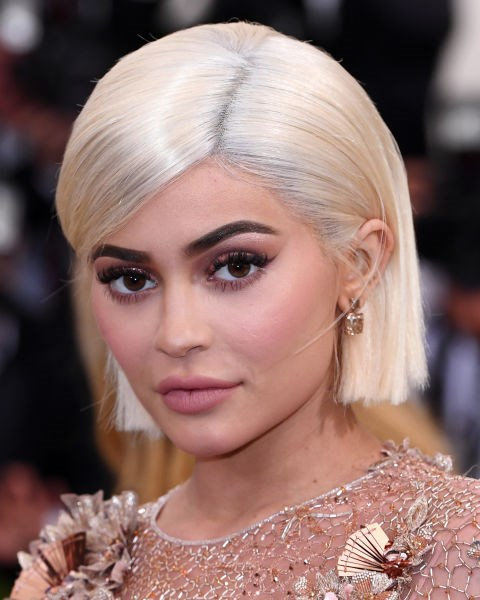 **NO.1 KYLIE JENNER**  Kylie's brows are Insta-perfect which is why she's nabbed the no. 1 spot of most googled celebrity eyebrows for 2017