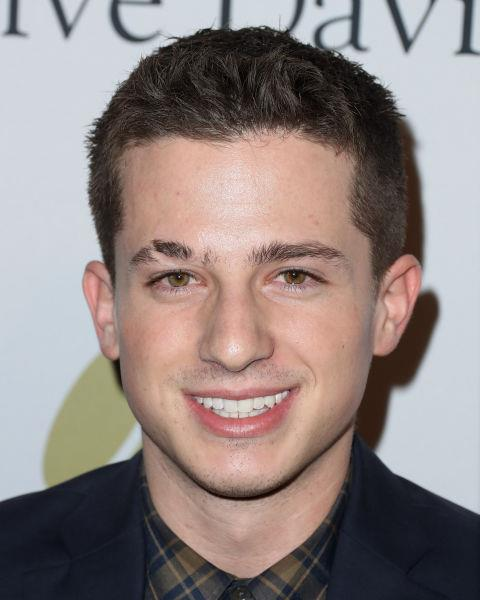 **NO.4 CHARLIE PUTH**  US singer Charlie Puth gained a natural slit in his right eyebrow when a dog bite lead to a permanent scar.