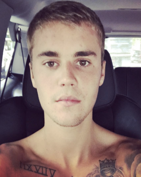 **NO.7 JUSTIN BIEBER**  We'll be honest, we're not sure why you would Google Justin Bieber's eyebrows. They kinda just look like regular dude brows to us. Either way, he's in 7th place.