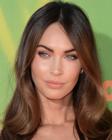**NO.13 MEGAN FOX**  Megan Fox is in at no.13 with, what we like to call, the Glam Brow. Slightly thinner, more arched and ideal for the red carpet.