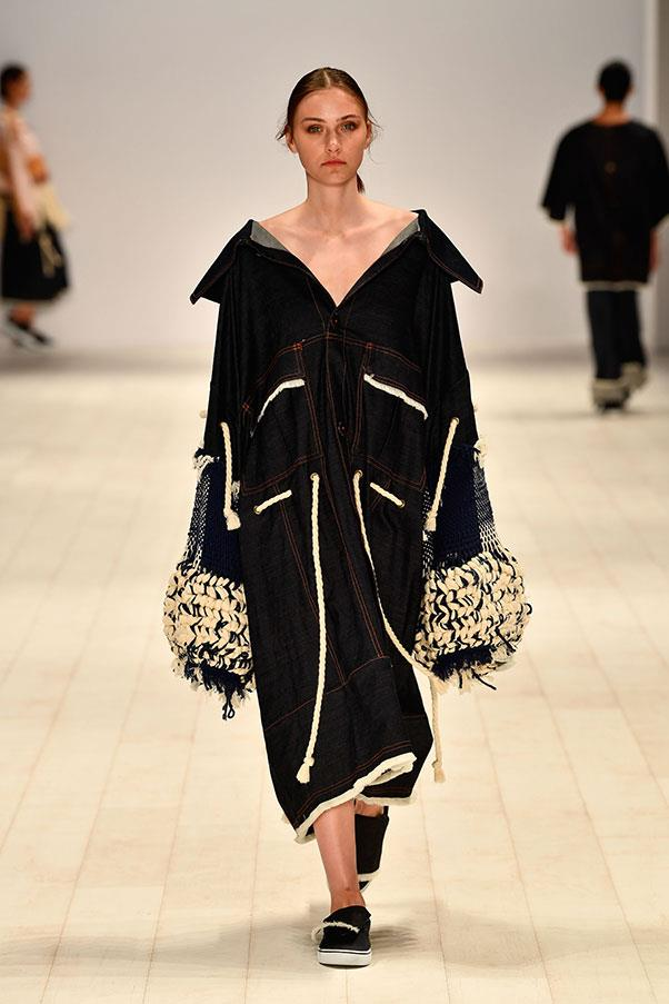"""**Eva Galambos, Founder at [Parlour X](https://www.parlourx.com/)**   *The trend:* Ensemble dressing.   *As seen at*: Albus Lumen, Dion Lee, Meredith Bullen (pictured) and Christopher Esber.   *The verdict:* """"This season it was all about master tailoring, from pant-suits or blazers with corresponding bottoms or shirting. For many savvy women the perfectly constructed blazer has always been a staple; however it's become a necessity for trans-seasonal dressing. You can take it to any international city in the world and you'll always feel modern and stylish.""""   *Try the trend by investing in:* """"A sharp blazer with impeccable shape, construction and classic, structural details."""""""