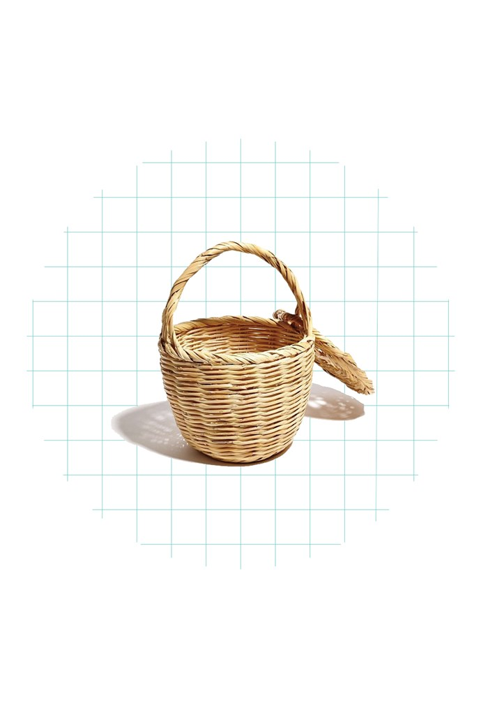 Basket, $350, [The Little Doe](https://www.littledoeislove.com/collections/accessories/products/praia-basket?variant=21583576195).