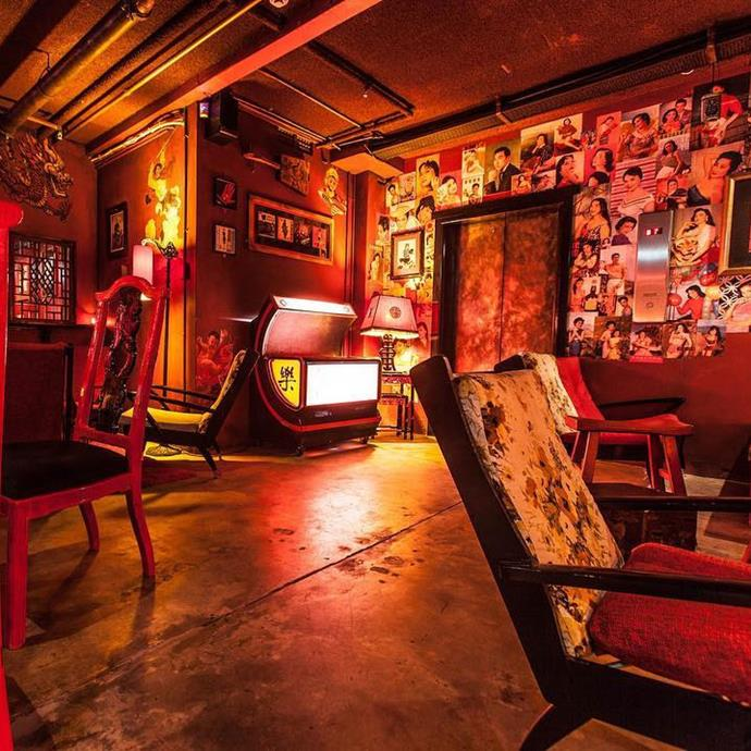 "**Uncle Ming's**  As per the website, ""Uncle Ming's is an opium den-inspired cocktail, whisky and dumpling bar—a celebration of Asia."" Because what more could you want than drinks and dumplings?  [*55 York Street, Sydney*](http://www.unclemings.com.au/)  *Image: [@unclemings](https://www.instagram.com/p/BTK1s92Ay_H/)*"