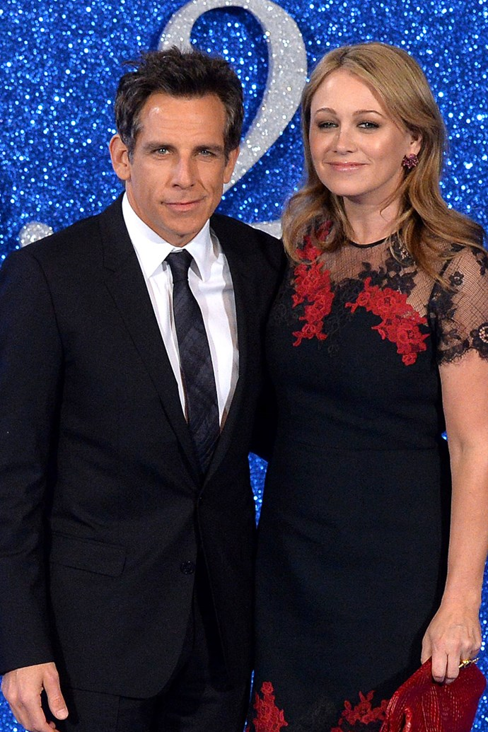 **Ben Stiller and Christine Taylor**  The funny couple announced they were going their separate ways in May, after 17 years together.