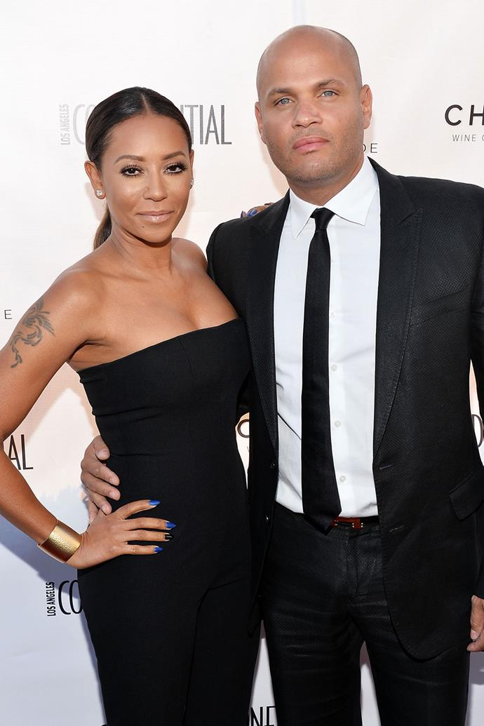 "**Mel B and Stephen Belafonte**  Mel B filed for divorce from Stephen after 10 years of marriage, citing ""irreconcilable differences."" This is one celebrity split that's also become quite ugly, with each party accusing the other of lying."