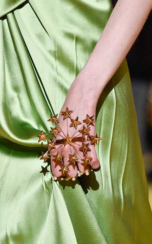 **6. Starburst Hand Embellishment**