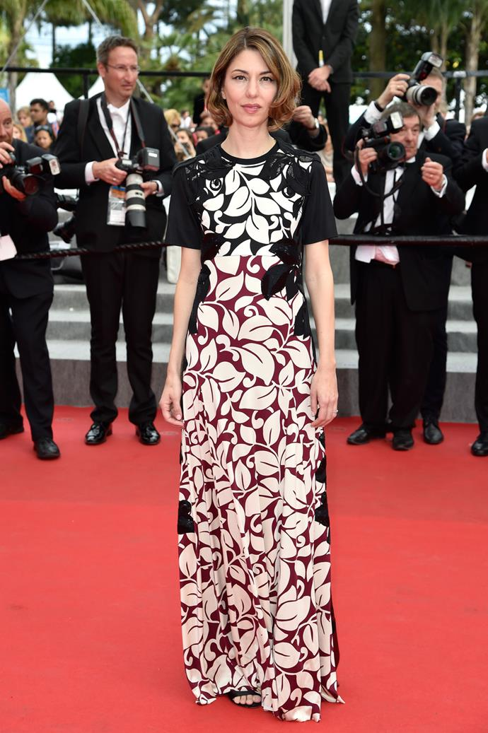 In Marc Jacobs at the 2014 Cannes Film Festival.