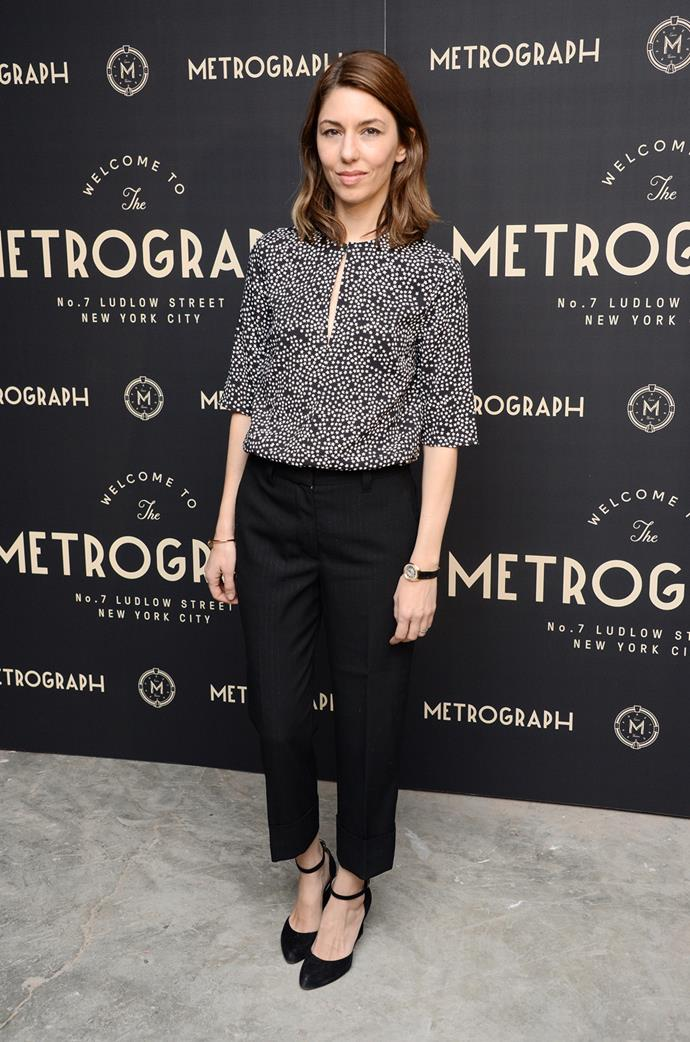At the Metrograph opening night in 2016.
