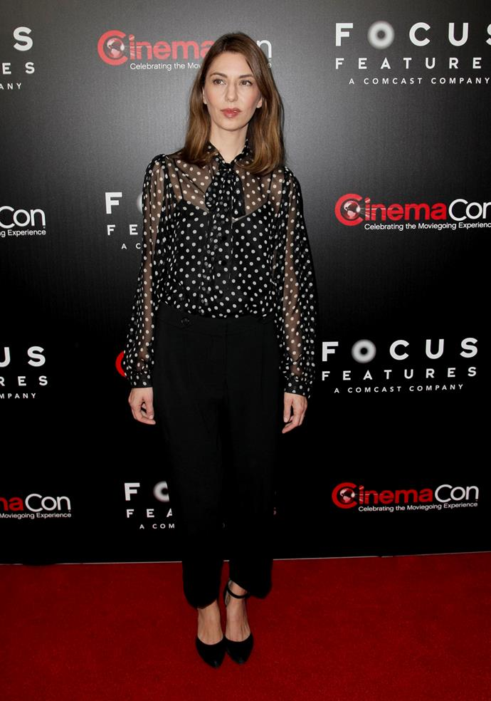 At CinemaCon 2017.