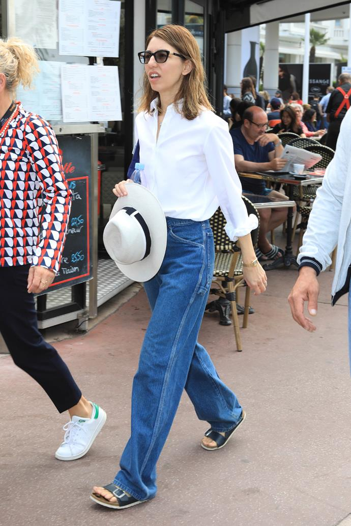 Walking around the 2017 Cannes Film Festival.
