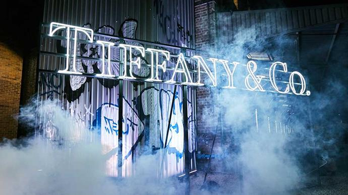 All the must-see looks from Tiffany & Co.'s HardWear party last night.