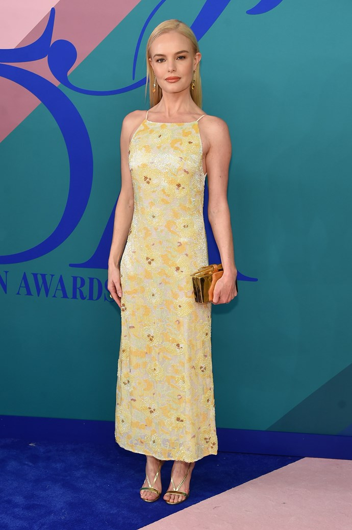 Kate Bosworth in Brock Collection.