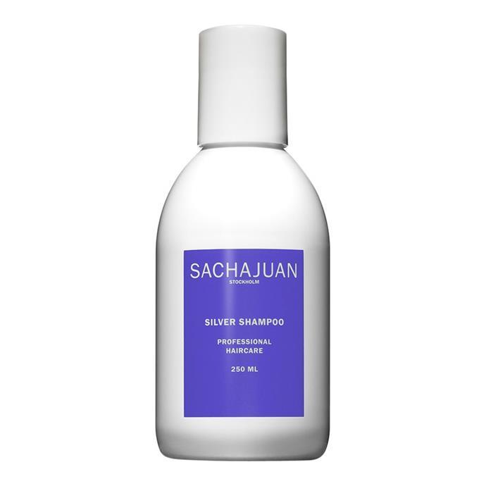 Sachajuan Silver Shampoo Silver Shampoo, $37, at [Sephora Australia](https://www.sephora.com.au/products/sachajuan-silver-shampoo).