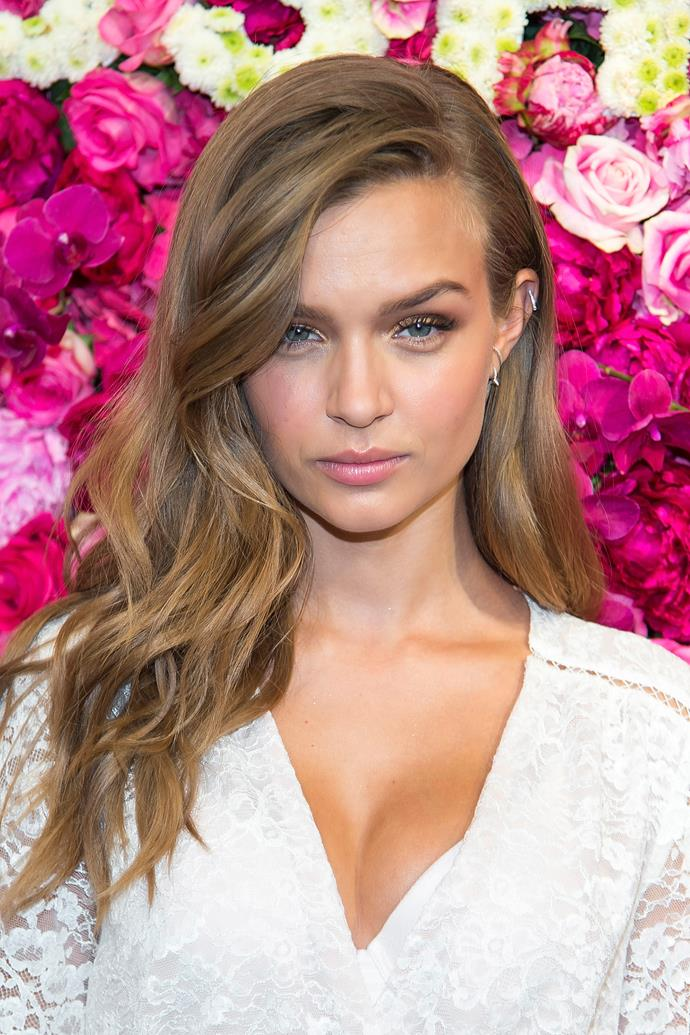 """**Josephine Skriver.** The [Victoria's Secret](http://www.elle.com.au/fashion/the-richest-victorias-secret-models-9194