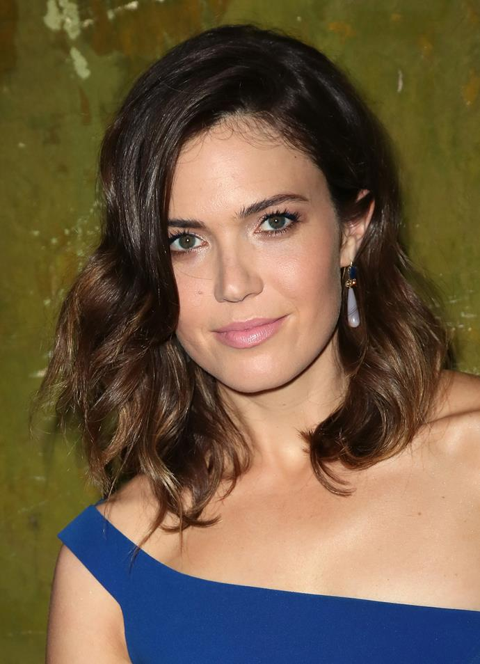 """**Mandy Moore.** Mandy's classic blow-dry is one for the ages. Timeless, chic and full of bounce, it does require a little effort. Spritz freshly-washed hair with a blow-dry spray, such as [evo Mister Fantastic Blowout Spray](https://www.adorebeauty.com.au/evo/evo-mister-fantastic-texture-spray.html