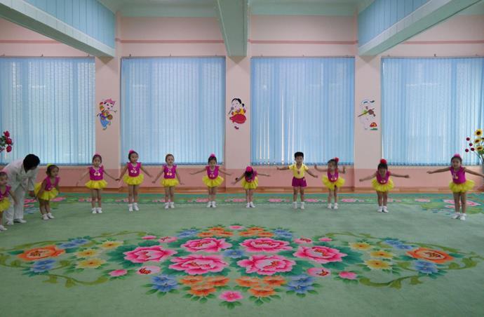 This ballet class.