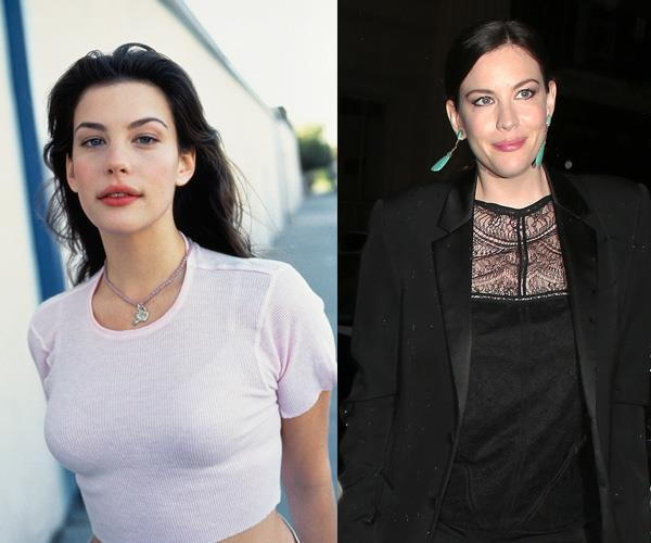 **Liv Tyler**  Tyler embarked on her modelling career at age 14, but after just a year in the industry, she decided to pursue acting instead.