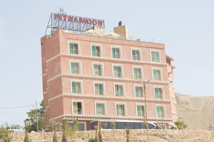 This hotel in Jordan.