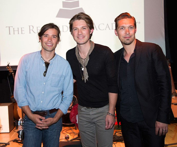Taylor Hanson's real name is Jordan Taylor Hanson, and Isaac Hanson's real name is Clarke Isaac Hanson. Zac Hanson has used his real name this whole time.