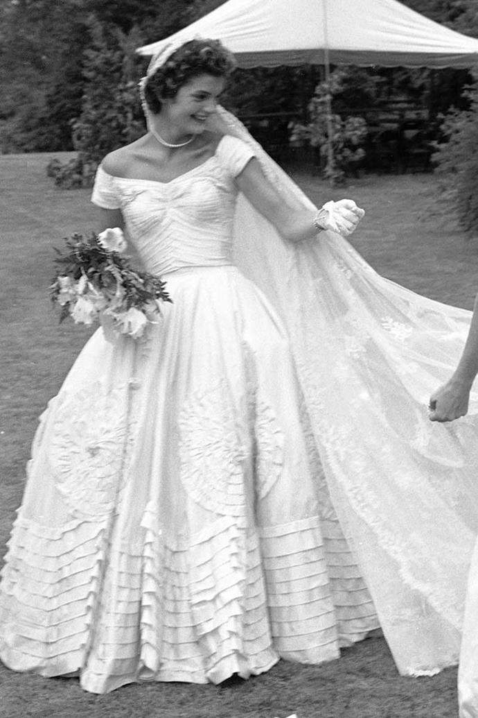 Jacqueline Kennedy Onassis, 1953