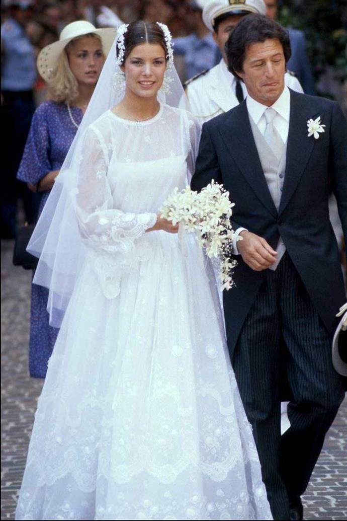 Caroline and Philippe Juno, 1992