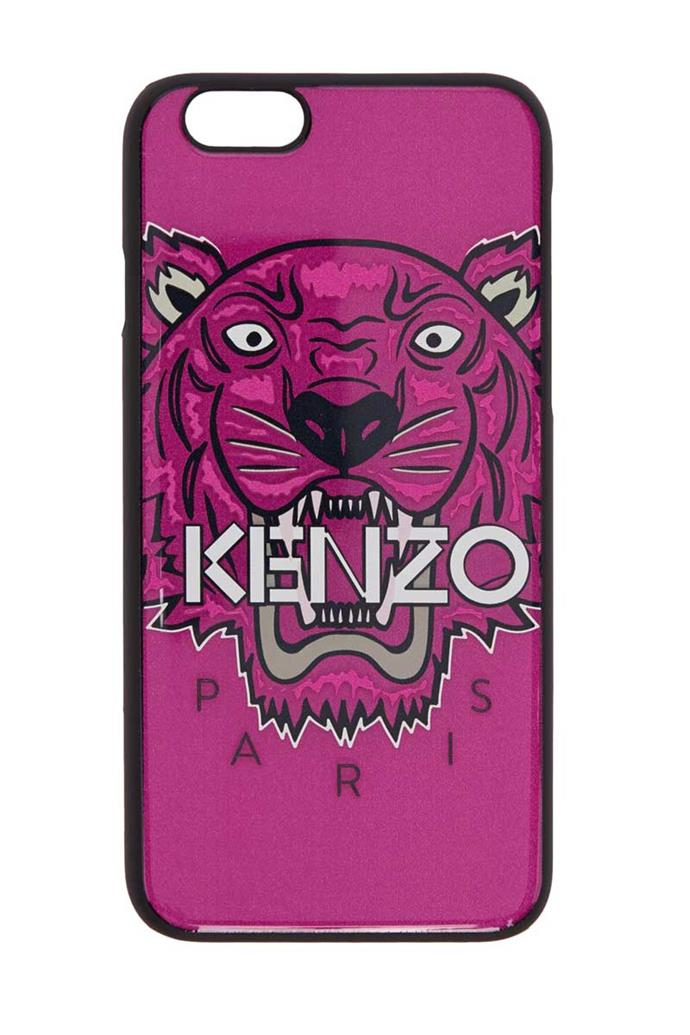 Phone case, $60, Kenzo from [SSense](https://www.ssense.com/en-us/women/product/kenzo/pink-tiger-iphone-6-case/1890263?utm_source=3852549&utm_medium=affiliate&utm_term=12409724&utm_content=CAD+Product+Catalog+%28French%29)