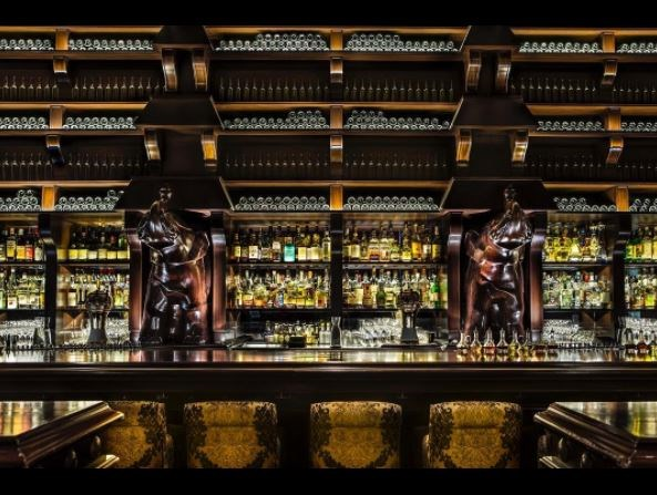 **The Library Bar at NoMad Hotel, New York**